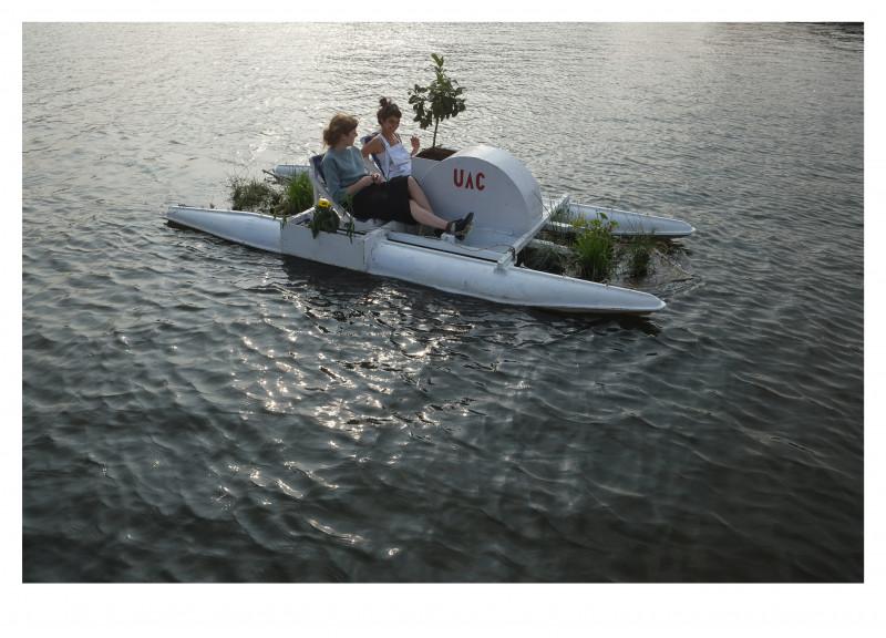 Common dreams- floating garden